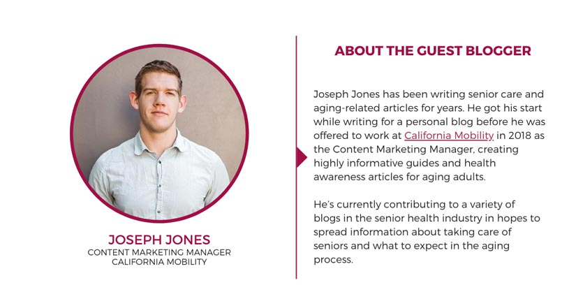 Guest blog by Joseph Jones, California Mobility